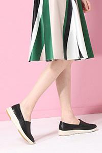 韓国テレビショッピング製品 デイリー コンフォート スニーカー レディー 女性用 スリッポン レースアップ シューズ ローファー フラット