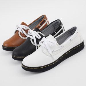 可愛いステッチがポイントの女性靴カジュアルコーデにぴったり Choco Padding2