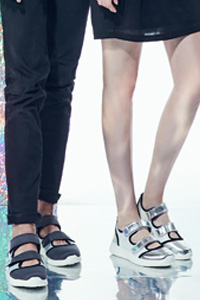 男女お揃いでカップルサンダル!これからの季節にぴったり! KEA Summer Light Sneakers