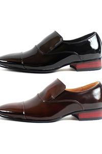 履きやすくてシンプルな男性ビジネスシューズ! Gentle Slip