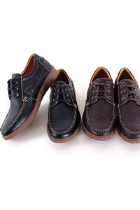 カジュアルコーデにぴったり男性靴! Exo 紐