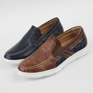 楽に履けるスリッポンタイプデザインの男性靴! Mjay