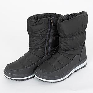 [Mooda] 寒い冬にも暖かく履ける 男女兼用 防寒ブーツ、ダウンブーツ、ブーツ、ファーブーツ、ファー、女性用、レディース、男性用、メンズ、ミドルブール