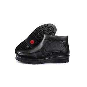 [Mooda]男性用の毛皮のブーツスノーブーツ メンズブーツ 裏起毛 防寒靴 ノルディック柄 カジュアルブーツ 滑り防止 ブーツ メンズ 保温 暖かい 靴 防寒 シューズ アウトドア 歩きやすい 冬物 Urban
