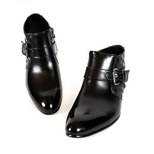 高級感がありスタイリッシュに魅せてくれる男性ブーツ!NewRoy