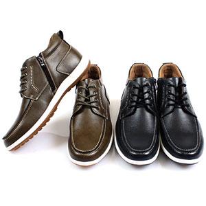 カジュアルでシックなデザインの男性靴 Falls