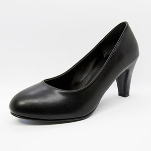 5cm 7cmヒールで楽な面接靴正装靴 Mare