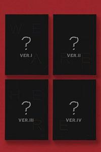 [ポスター選択]MONSTA X / 2集-Take.2 We Are Here/CD/K-POP