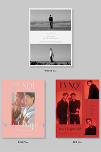 [バージョン選択] 東方神起 TVXQ! デビュー 15周年記念スペシャルアルバム[New Chapter #2: The Truth of Love]/K-POP