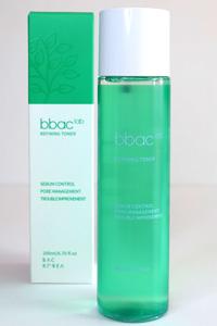 [BBACLAB]さっぱりタイプ 皮脂コントロール 毛穴ケア 肌鎮静 リファイニングトナー200ml